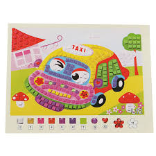 popular mosaic kids craft buy cheap mosaic kids craft lots from