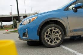 subaru crosstrek black wheels 2016 subaru crosstrek review autoguide com news