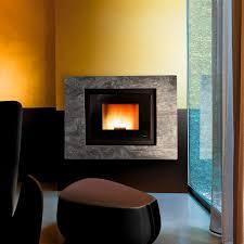contemporary fireplace surround stone modus mcz