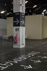 superburo grafik design studio biel bienne work wayfinding hall signage environmental design on behance