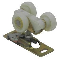 10375 Barton Kramer 1 In Tri Wheel Pocket Door Roller 10375 The Home