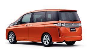 mazda japan models mazda biante i stop smart edition ii and navi special models on