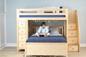 Three Bed Bunk Beds by Youth Bunk Beds U0026 Kids Beds Hardwood Quality U0026 Value Prices