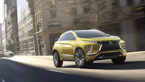 mitsubishi ex all electric suv concept to debut at tokyo motor show