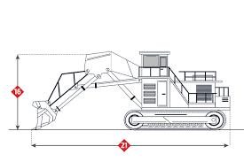 komatsu pc1250 8 specifications mining excavator