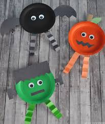 Crafts For Kids For Halloween - best 25 fall crafts for kids ideas on pinterest fall crafts