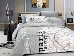 Paris Bedding For Girls by Total Fab Black And White Teen Bedding