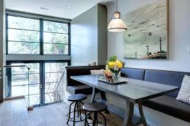 kitchen banquette furniture furniture brown upholstery kitchen banquette seating ideas with