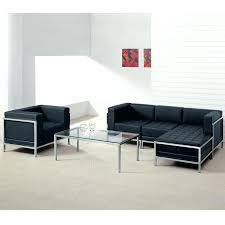 ls for sectional couches stupendous contemporary black leather sofa ideas gradfly co