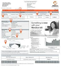 meralco my bill faqs