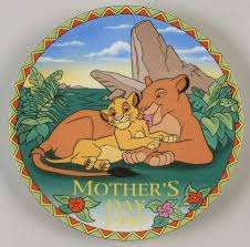 grolier disney s day plates at replacements ltd