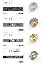 Home Design 3d App Tutorial Make Your Own Ring Online 3d Printing Blog I Materialise