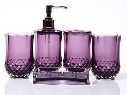 purple bathroom sets inspiring purple bathroom sets realie org on accessories