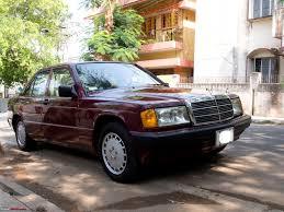 my original baby benz 1989 mercedes 190e 2 6 le team bhp