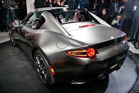 mazda automatic cars mazda mx 5 miata hardtop convertible revealed cars pinterest