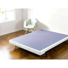 bed frame with box spring metal bed frame without box spring