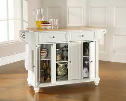 adorable white kitchen island to make clean sense webbo media