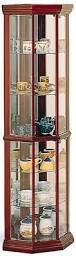 corner cabinet with glass doors 79 best curio caninets images on pinterest curio cabinets glass