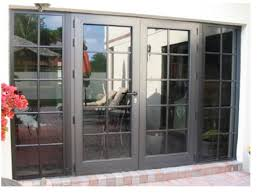 Glass Patio Doors Exterior by Impressive Modern Glass French Doors Exterior Can Be Decor With