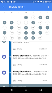 Maps Timeline 5 Handy Google Maps Tips To Make Your Commute Or Business Trip