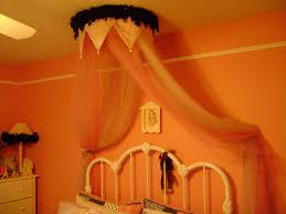 Girls Princess Canopy Bed by Diy Bed Canopy Fit For Any Princess A Can Do It