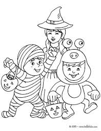 cute halloween mummy coloring pages getcoloringpages
