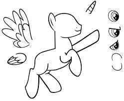 blank pony doll male by akili amethyst on deviantart