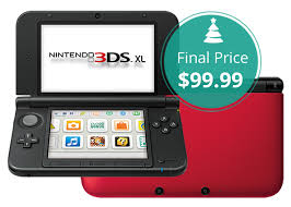 3ds xl target black friday nintendo 3ds xl only 99 99 at walmart the krazy coupon lady