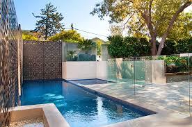outdoor good looking backyard designs comfortable rattan lounge