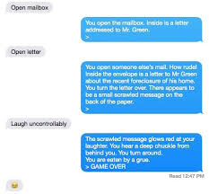 Text Messages Show Horror Inside - ten ways to pester and delight your friends on imessage imore