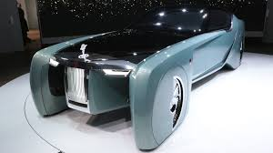 rolls royce concept car how a rolls royce might look in 2114 video luxury