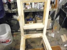 costruire sedia a dondolo come costruire una sedia antica