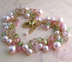 crystal pink bracelet images 853 best charm bracelets i must make lt 3 images jpg