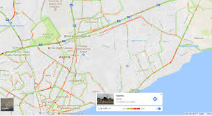 Google Live Maps You Can Now Monitor Live Traffic Information In Accra Using Google