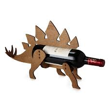 Gift For Home Furniture Dinosaurs Shape Wine Bottle Holder For Home Accessories