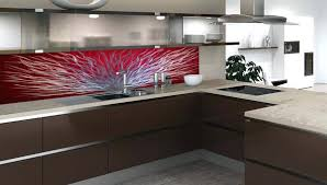 Modern Backsplash Kitchen Kitchen Amazing White Kitchen With Glass Tile Backsplash Glass