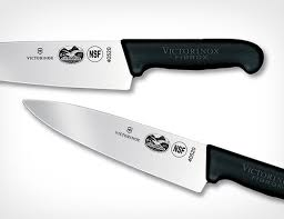 the best kitchen knife the victorinox fibrox