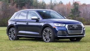 audi suv sq5 2018 audi sq5 suv review sporty luxurious and pricey extremetech