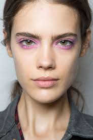 Jill Valentino The Best Makeup Trends For Spring 2016 Backstage Beauty Spring 2016