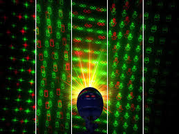 star shower magic motion laser spike light projector star shower motion laser light coolstuff com