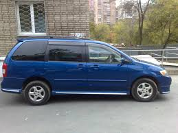 mpv van 2000 mazda mpv for sale 2500cc gasoline automatic for sale