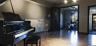 music studio solar powered recording studios lighting the way for music