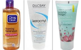 best cleansers for oily skin and combination oily skin types