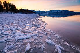 Frozen Waves Sunset On Frozen Waves Lake Tahoe Ca Oc 2048x1365 Earthporn
