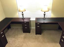 Office Desk For Two Office Desk Two Person Best Ideas About On 2 Photo In Design 17