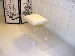 Vanity Chair For Bathroom by Acrylic Bathroom Items Acrylics Of Naples Acrylic Furniture