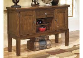 Taft Furniture  Sleep Center DR23 Rustic Charm Server
