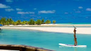 beach pictures view images of cook islands