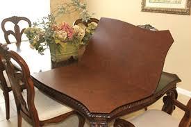 dining table pads custom u2013 rhawker design