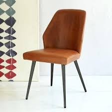Leather Dining Chairs Canada Real Leather Dining Chairs Inspired By Modernism Our Dining Chairs